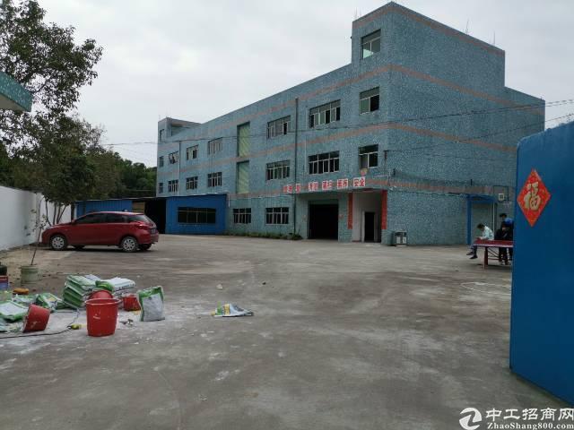 博惠阳深高速新圩出口独院厂房5000平方出租-图2