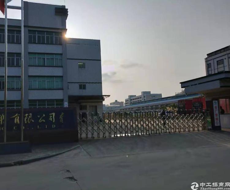 临深片区占地2200平建筑2600平小厂房急售