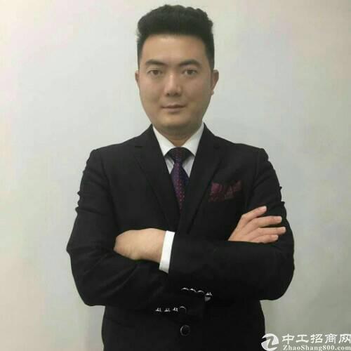 厂房经纪人刘海波