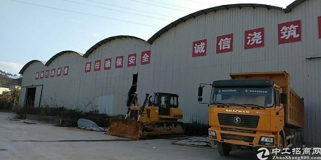 惠州仲恺高新区新出独院钢构20000平米滴水九米
