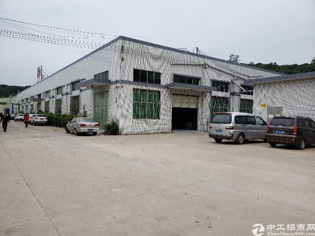 黄江镇优质独院红本厂房出售