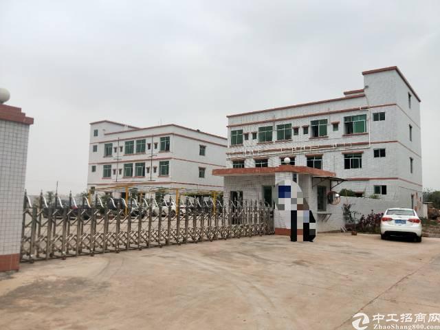 近广州中堂大路边国有证红本独院厂房仅售150万/亩