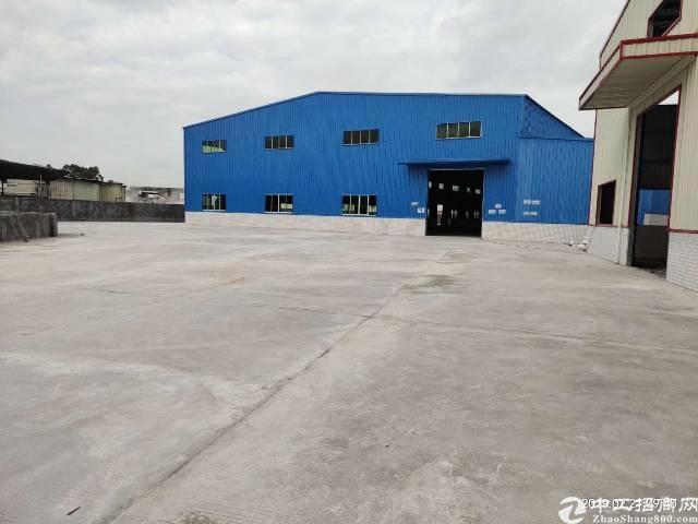 惠州市惠阳区新出厂房,独门独院,滴水12米,现成的牛角位-图2