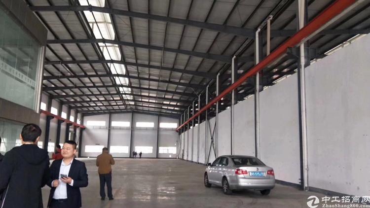 沙井南环立交距国道零距离新出单一层标准刚构带办公室装修