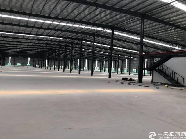 新村4万平方全新钢构任意分租