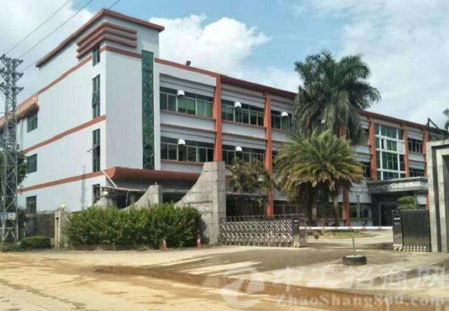 沙井民主西部工业园独院两栋厂房各7200平出租