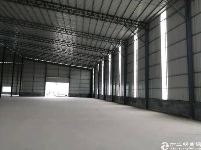 增城区仙村全新4700方单一层钢构厂房免费空地交通便利