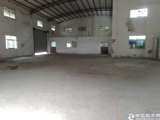 陈江镇单一层铁皮600平方厂房招租
