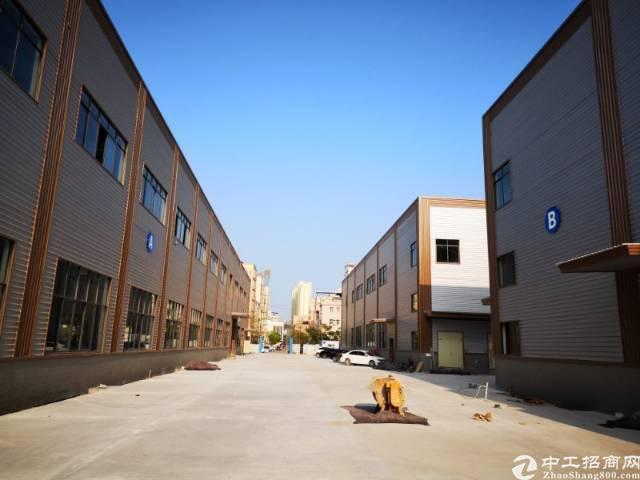 惠环镇成熟工业区证件齐全独院钢构厂房58000平