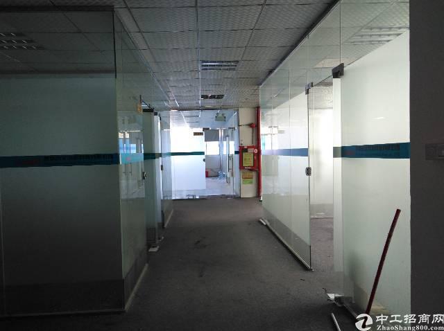观澜新出楼上630平带装修厂房出租-图2