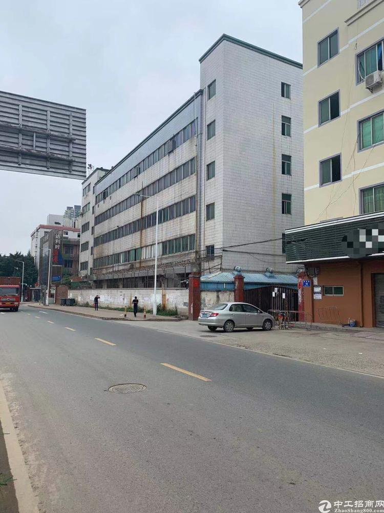 深圳红本厂房急售!