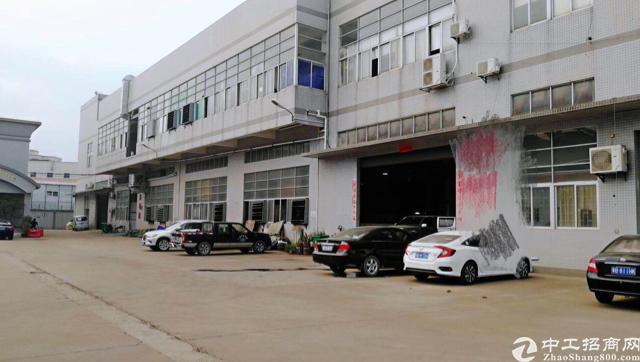 清溪标准一楼厂房1650平米带行车、7米高