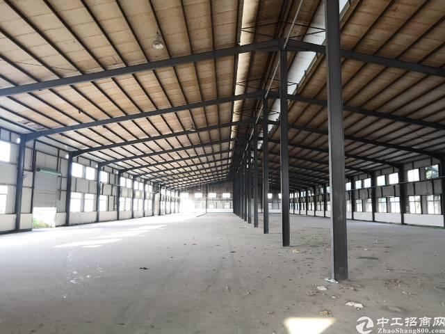 仲恺高新区沥林工业区10000平钢构厂房