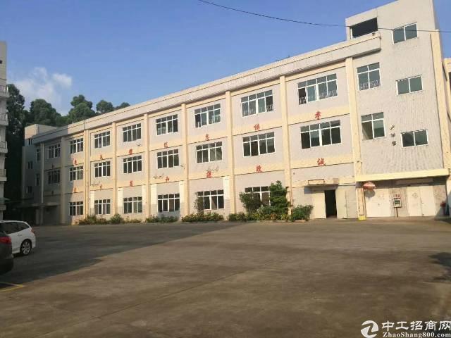 洪梅独院厂房出租工业用地有消防证可以办环评行业不限。
