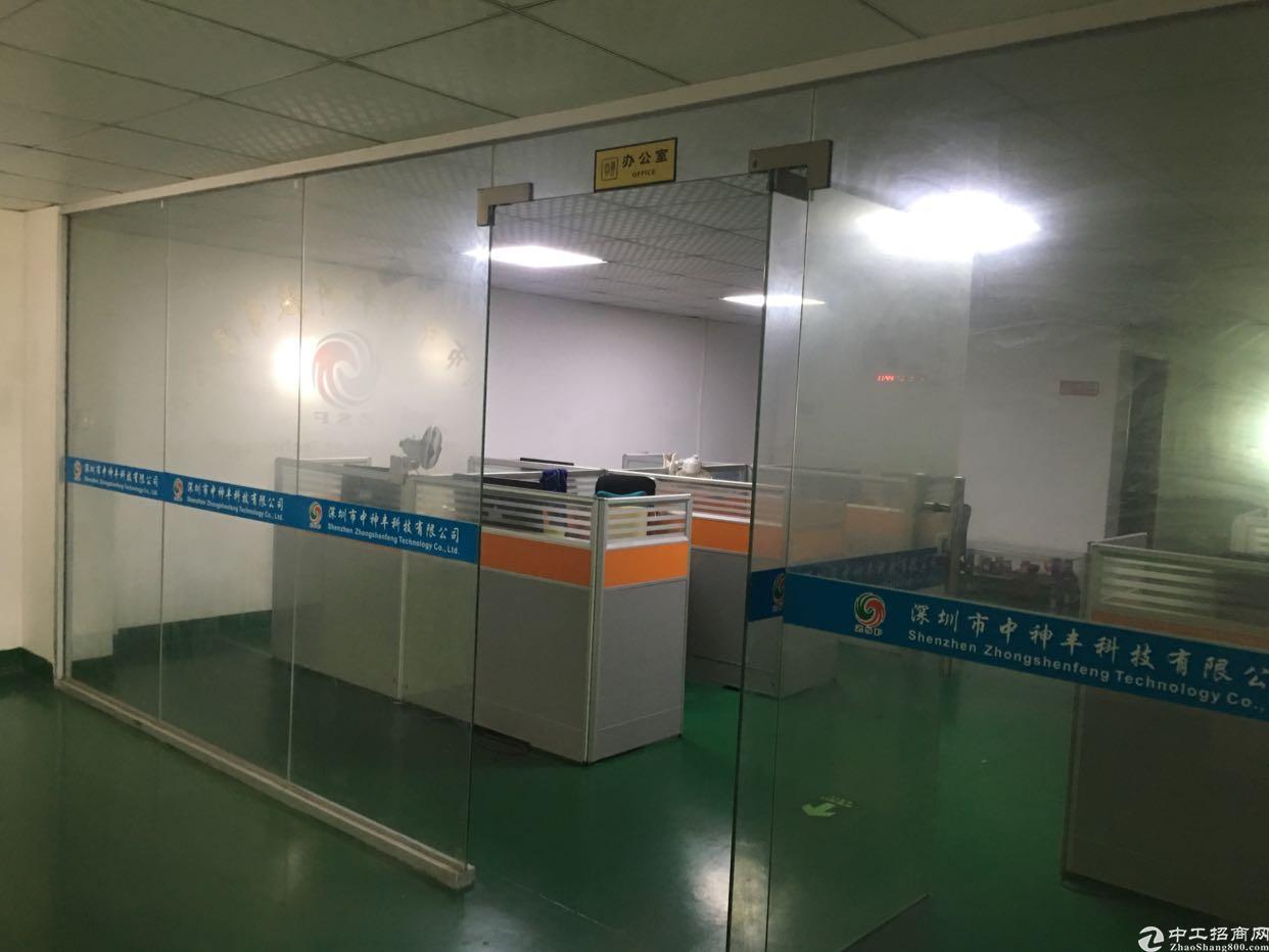 公明长圳楼上精装修1000原房东出租