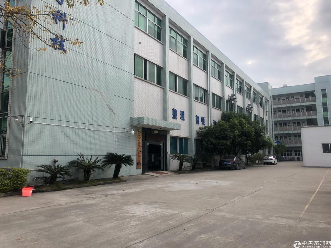 横沥镇三江工业区楼上厂房700平方,租金13-图3