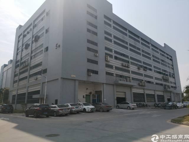 福永最实在面积厂房,1.2.3楼各3400平米