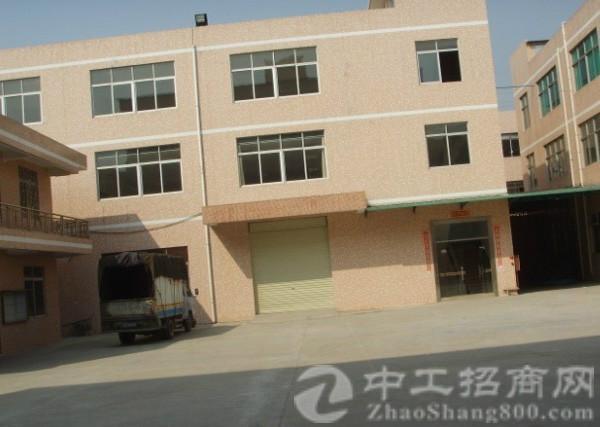 东莞市虎门占地4650平方优质厂房出售