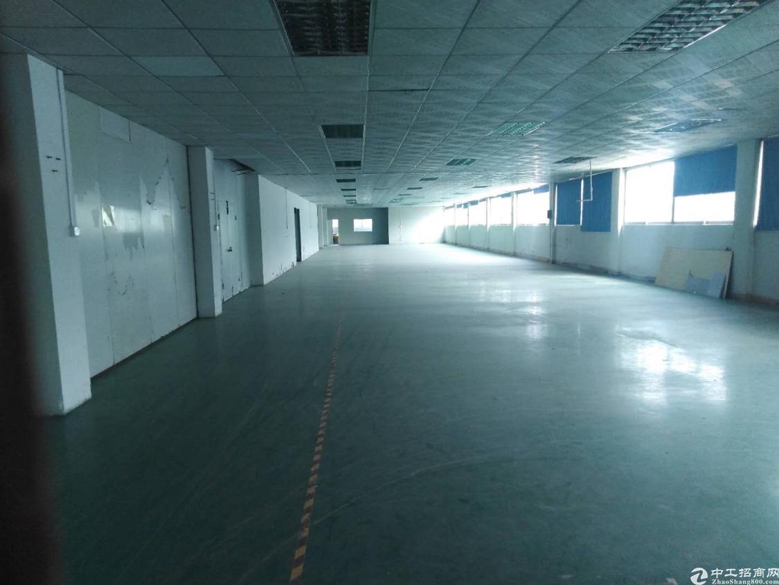 横沥镇三江工业区楼上厂房700平方,租金13-图2