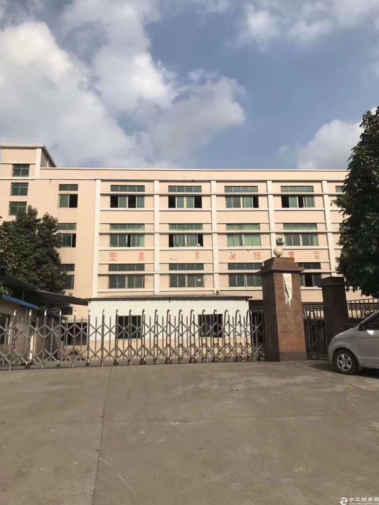 惠州独门独院6980平方米厂房
