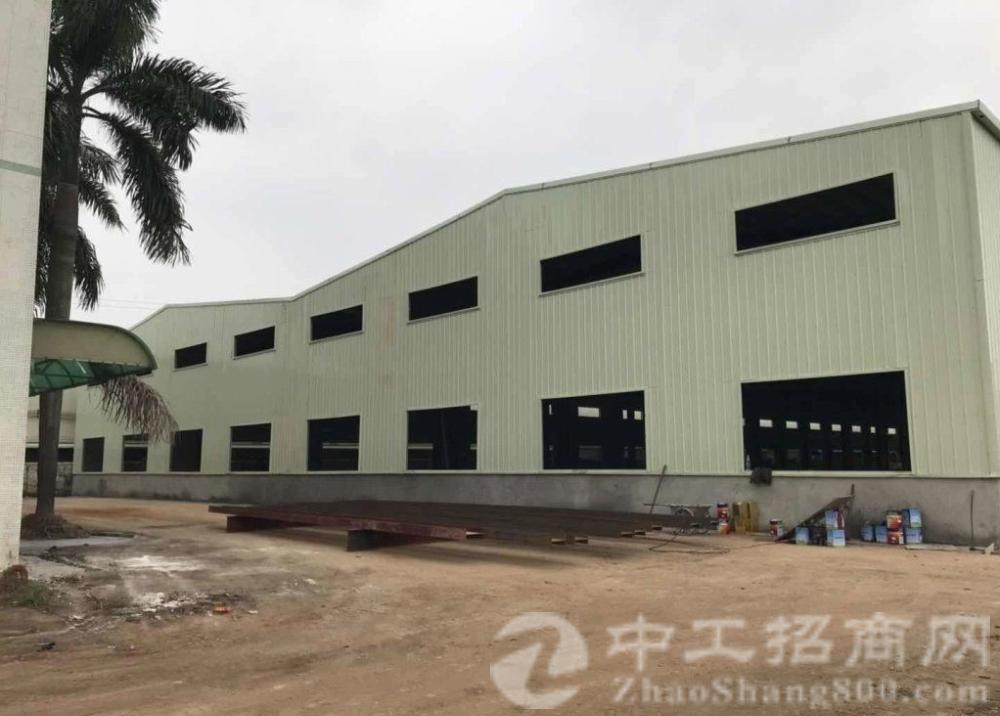 17700平方独院钢构单一层厂房