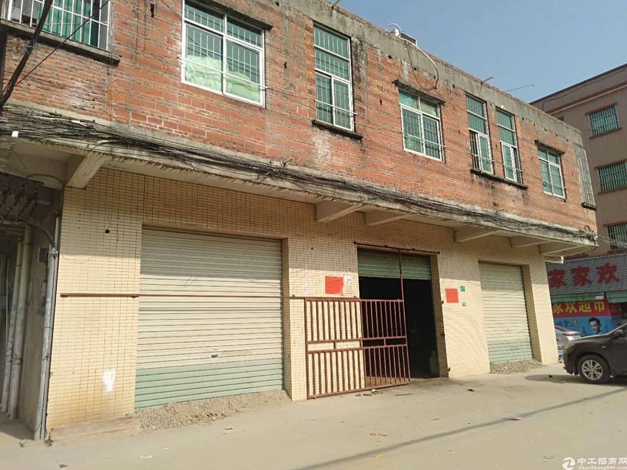 横沥山厦工业区新出铺位厂房出租。