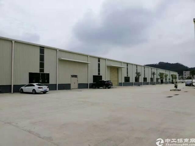 惠城区马安镇8500平方钢构厂房招租