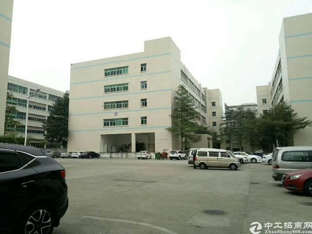平湖华南城边上二楼1500平米厂房仓库急租