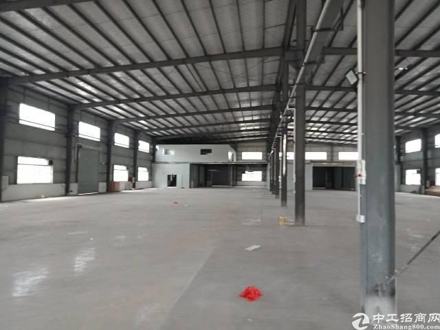 仲恺高新区红本独栋单一层钢构4800平方招租