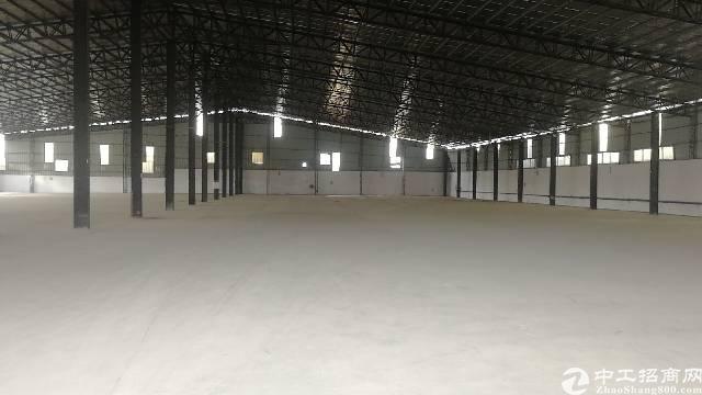 东城牛山新出单一层独院钢构仓库8000平