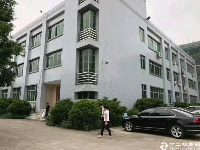 镇隆万里工业区独院厂房占地7000平国有证