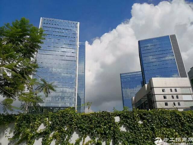 福永山水景色双面彩精装写字楼特价推出25元每平方先到先得