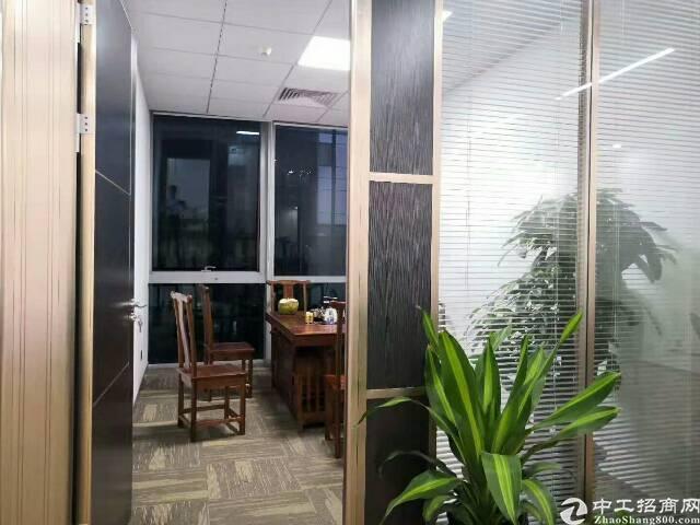 福永福美商务大厦精装写字楼低价325平方