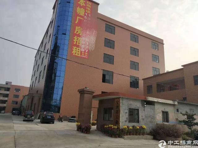 惠州原房东独门独院,重工业厂房来了,红本在手