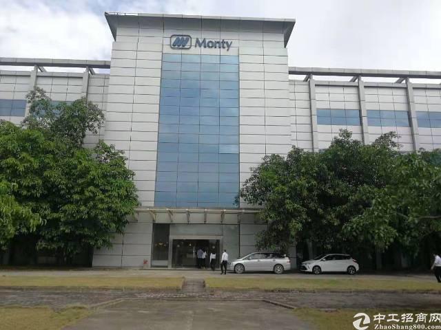 惠城区马安独院厂房。