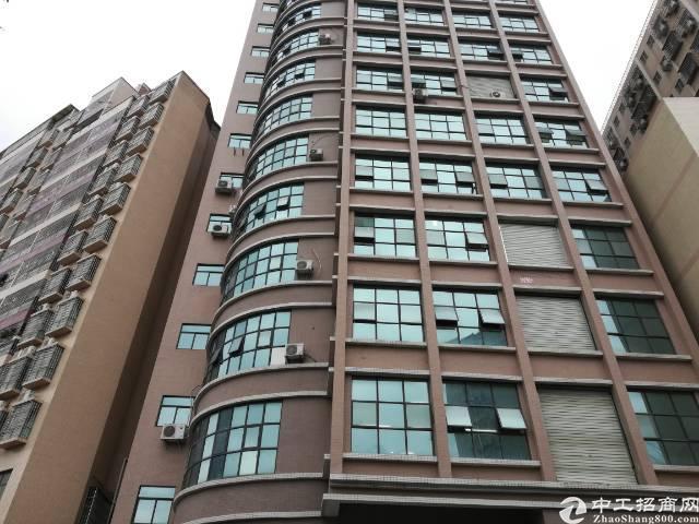 光明新区3-9楼高级写字楼6300平低价租