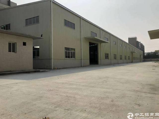 石排新出厂房滴水12米,带隔热层,全新,30000平米