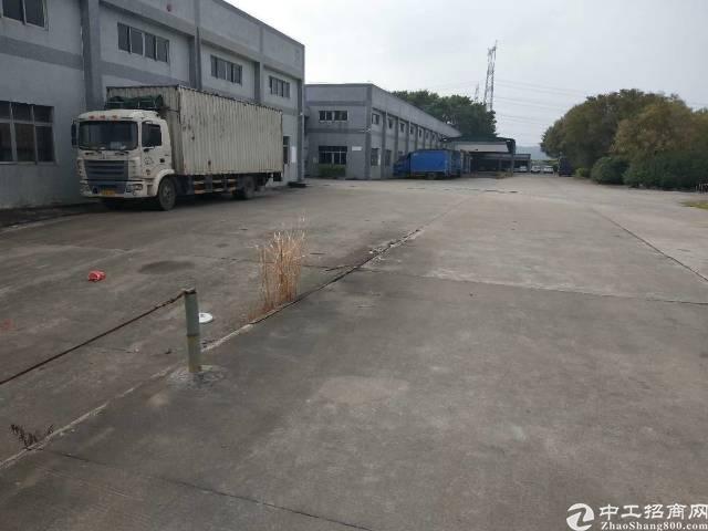 黄江靠近深圳3万平米物流仓库出租