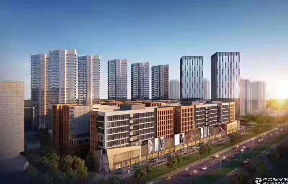 东莞高新产业园厂房整栋12600平方米
