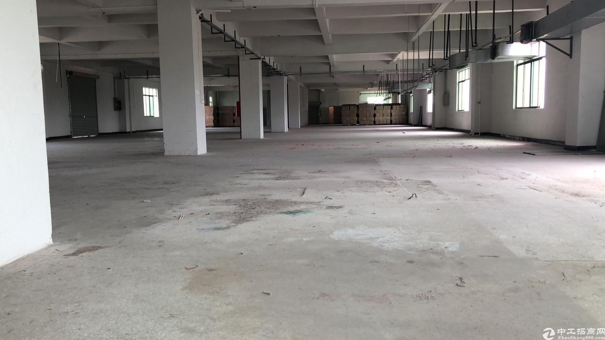 东莞市新出楼上1750平,现成玩具环保设备