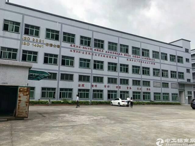 平湖成熟工业区一二楼800平方米原房东厂房招租