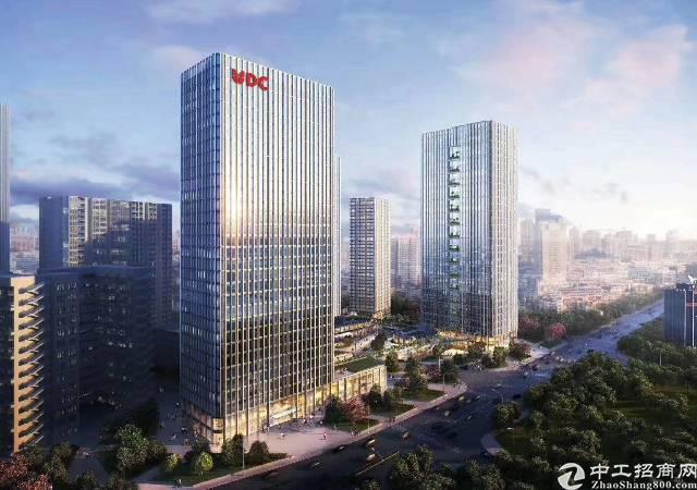 观澜大道地铁站附近新出楼上办公室20000平方出租