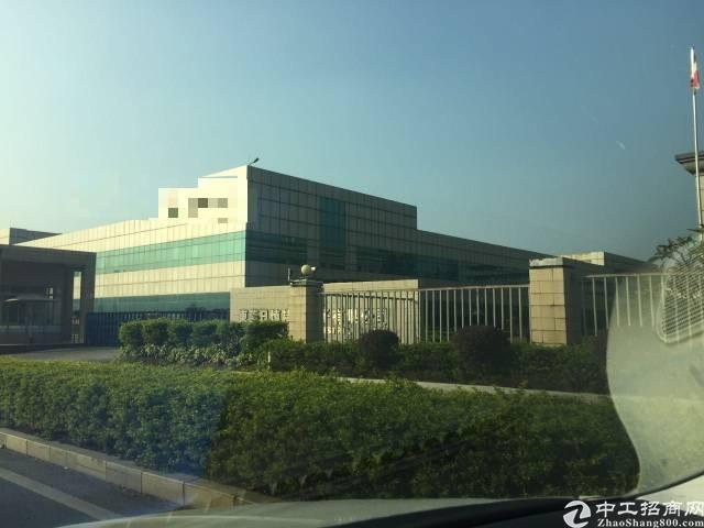 松山湖独院分租二楼4020平方高端大气可以办环评靠近华为