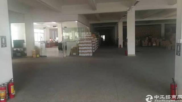 东莞市凤岗镇空地大的物流仓库6000平