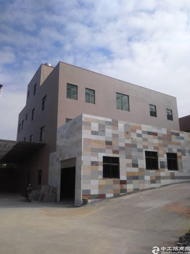 惠阳区全新标准厂房低价出租1100平方