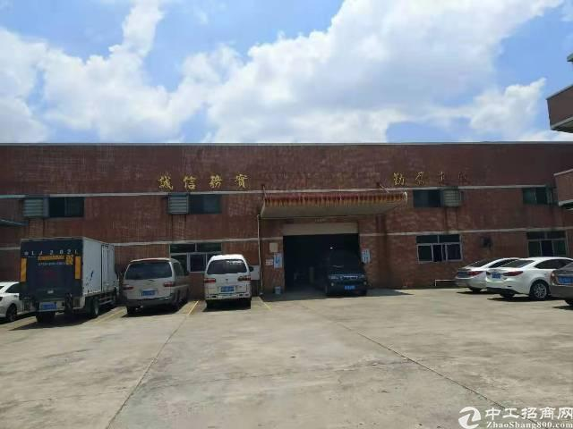 惠州城区河南岸租金便宜的单一层1800平方独院厂房