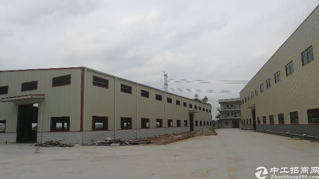 仲恺高新区钢构厂房便宜处理
