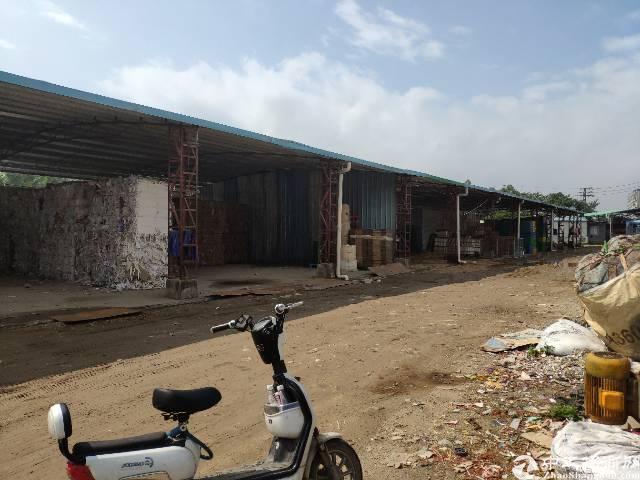 小金口高速出口300米独院钢构厂房800平带宿舍,可做小污染