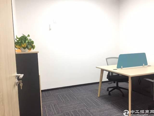 西丽茶光地铁口150平米精装修办公楼招租