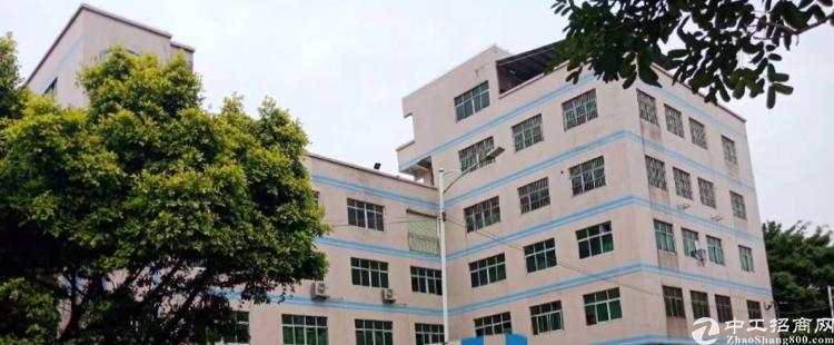 临深片区占地2550平建筑5200重工厂房出售